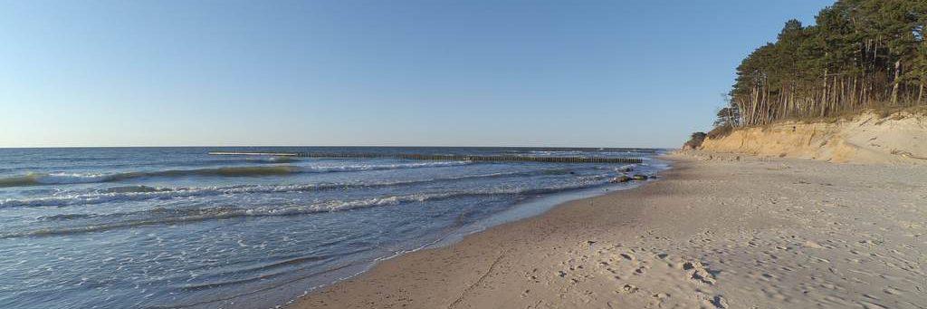 magia letniej plaży
