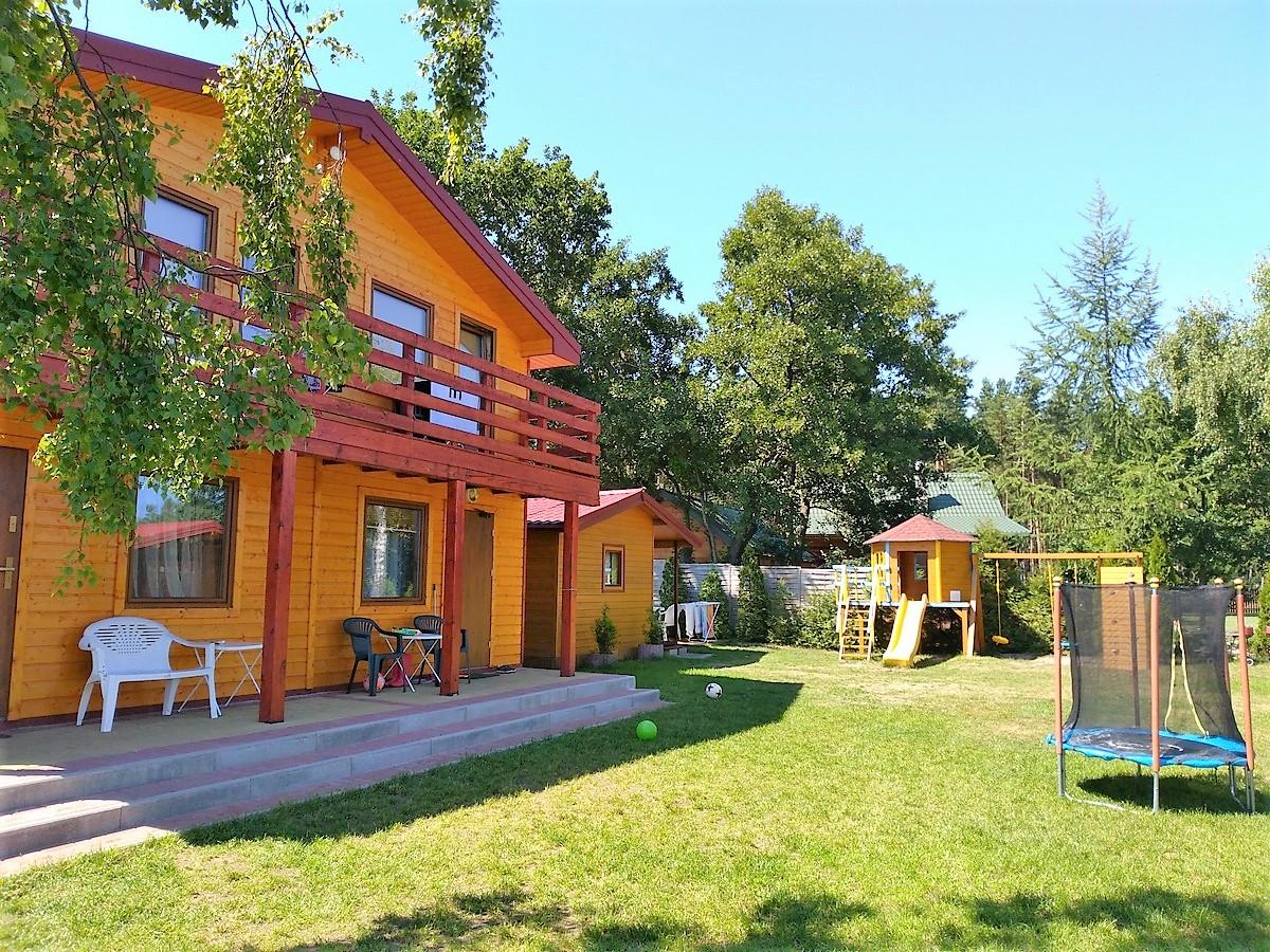 Dom całoroczny w Wicie ze studiem lux